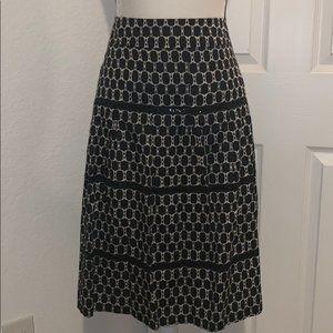 Ann Taylor LOFT A-Line Skirt